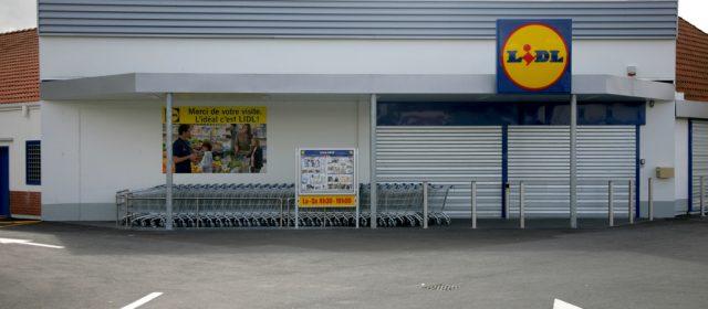 Foretag de daglige køb af madvarer i Lidl